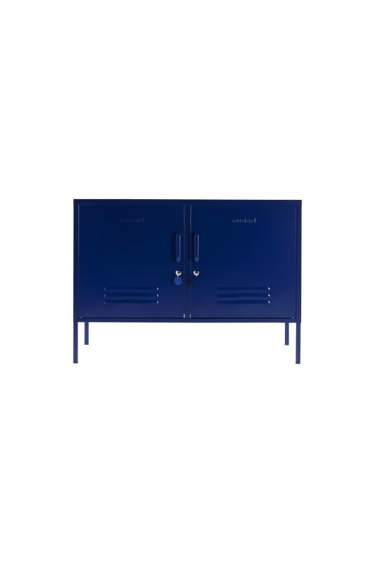 The Lowdown Locker in Navy