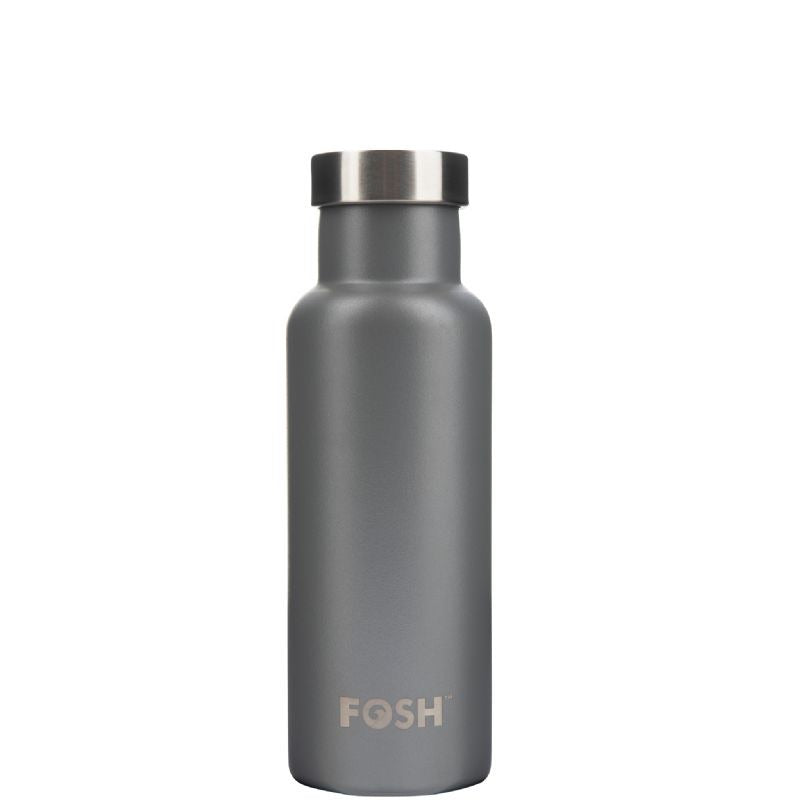 Vital Water Bottle Grey