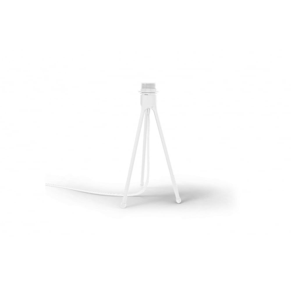 VIta Tripod table stand in white