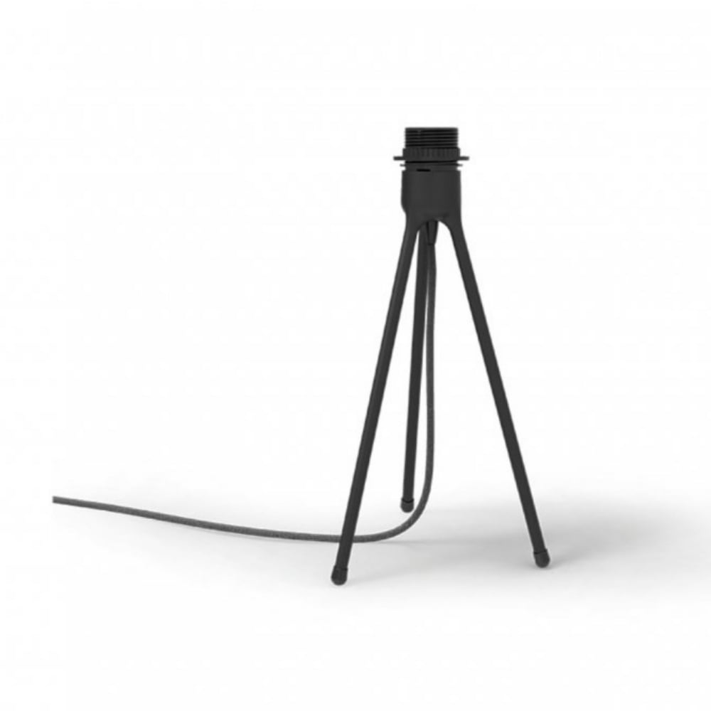 VIta Tripod table stand in black