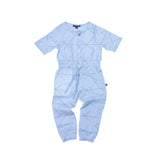 Denim Jumpsuit - Large X