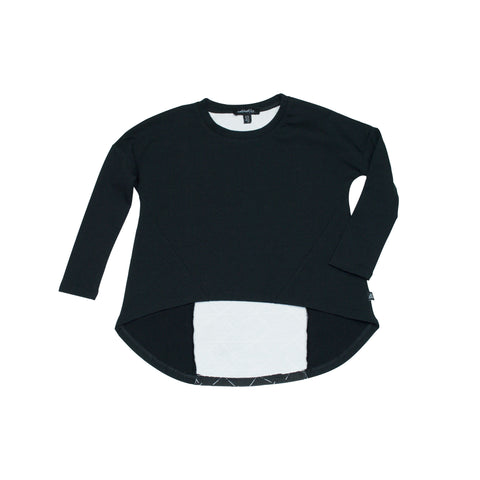 Circle Long Sleeve - Black