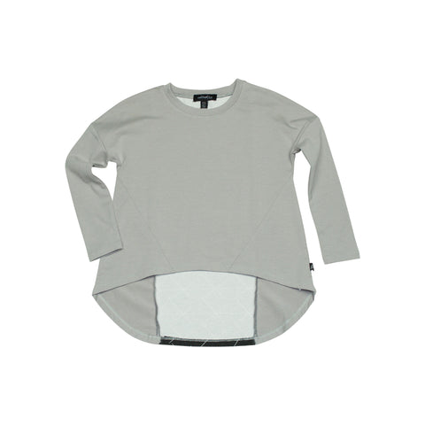 Circle Long Sleeve - Grey