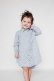 Denim Dress - Large X