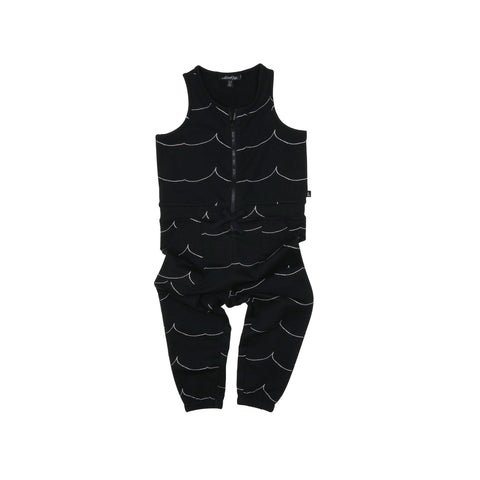 Razor Jumpsuit - Shark