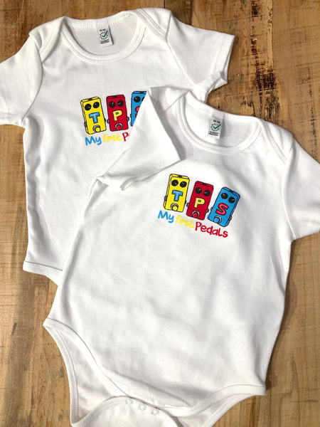 TPS 'My First Pedals' Babygrow