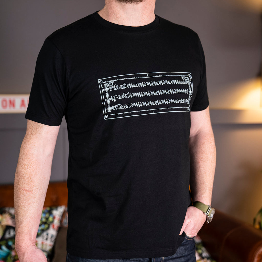 That Pedal Show Spring Reverb T-Shirt