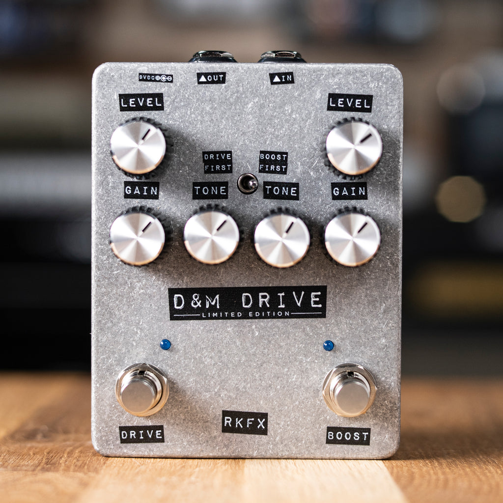 D&M Drive 'Label Maker' Custom Limited Edition