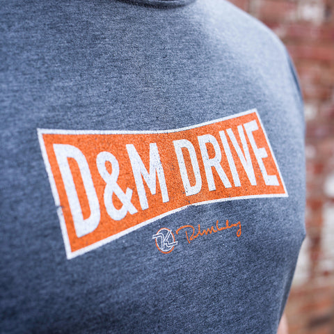 D&M Drive T-Shirt - That Pedal Show Store