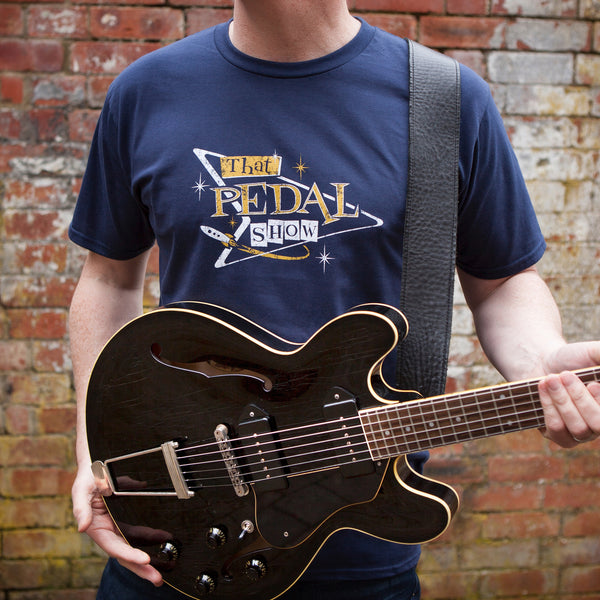 1958 Reissue Short Sleeve T-Shirt - Navy Blue
