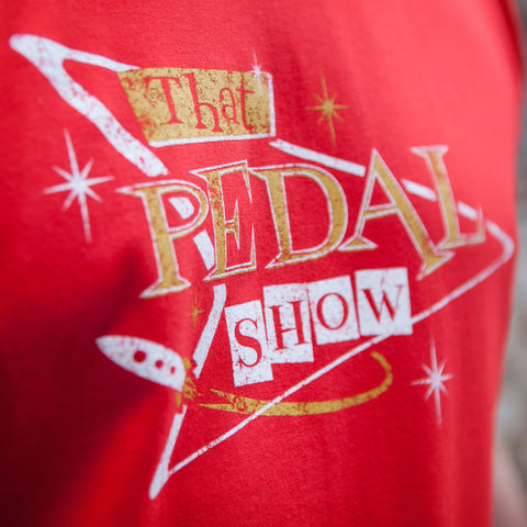 1958 Reissue Short Sleeve T-Shirt - Red