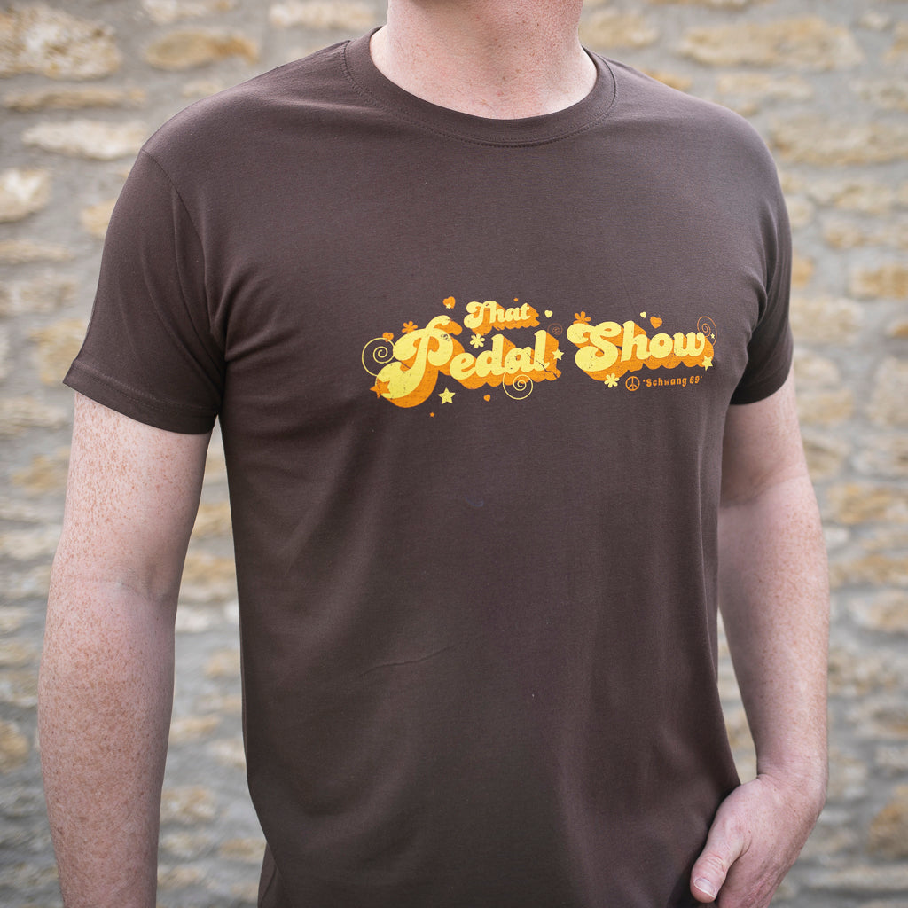 1969 Reissue Short Sleeve T-Shirt - Chocolate Brown