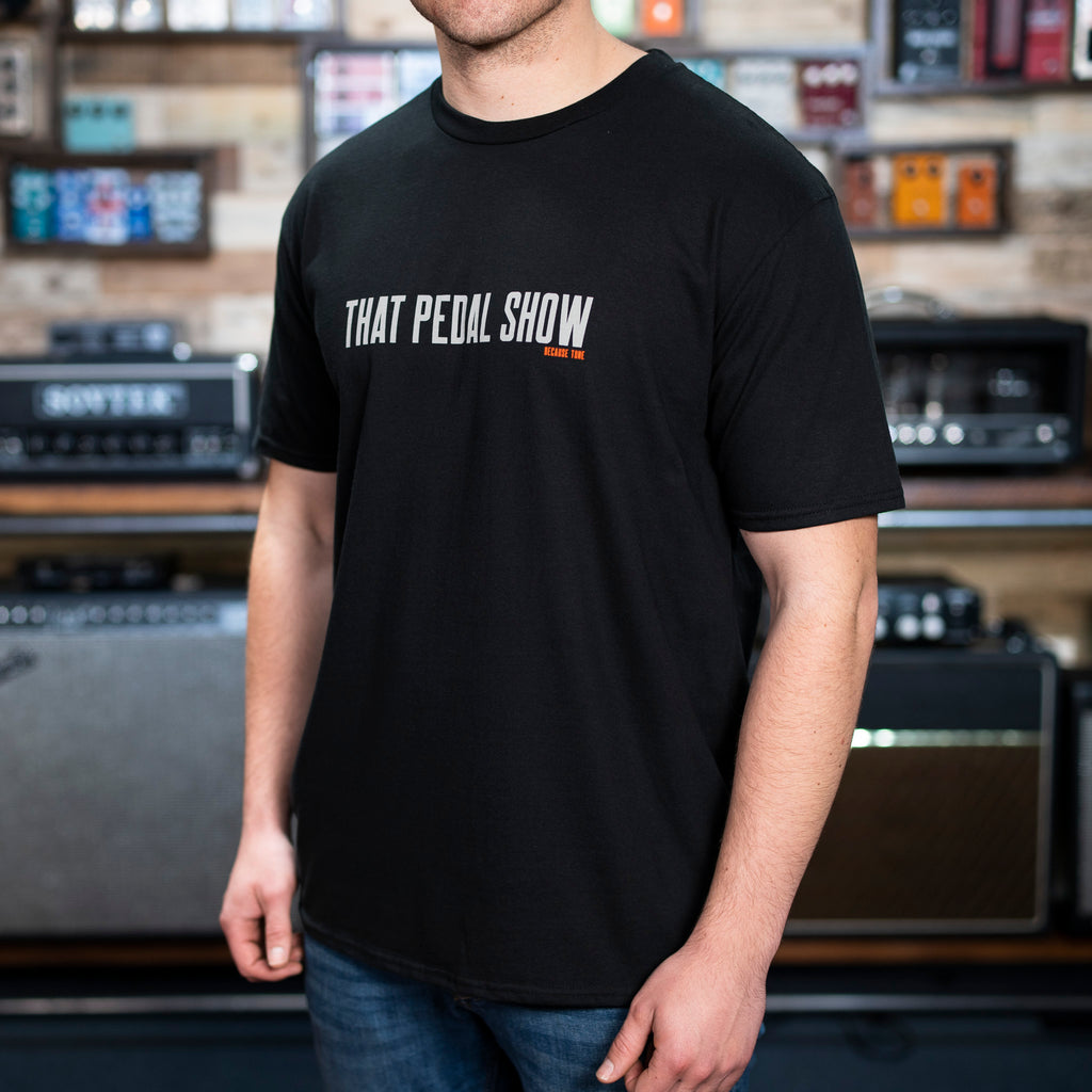 That Pedal Show (Not) Anagram Special Edition T-Shirt