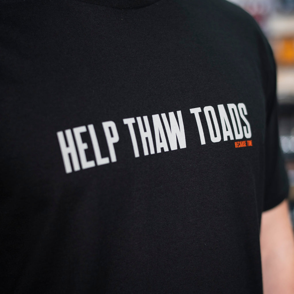 NEW! Help Thaw Toads Anagram Special Edition T-Shirt