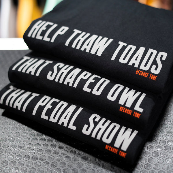 NEW! That Shaped Owl Anagram Special Edition T-Shirt