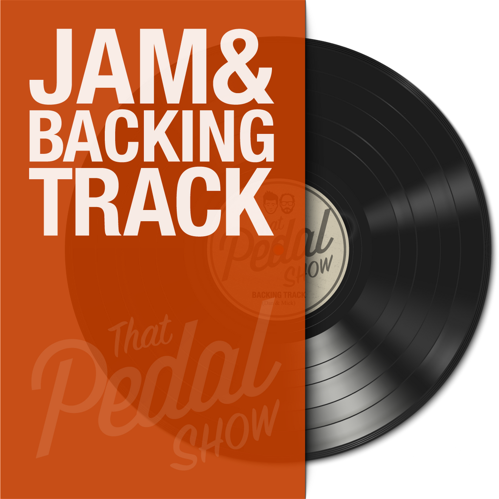FREE! TPS Backing Track 15 - Rock Four Gees G 110bpm