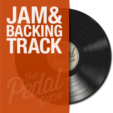 TPS Backing Track 2 - SeattleHangover B 100bpm