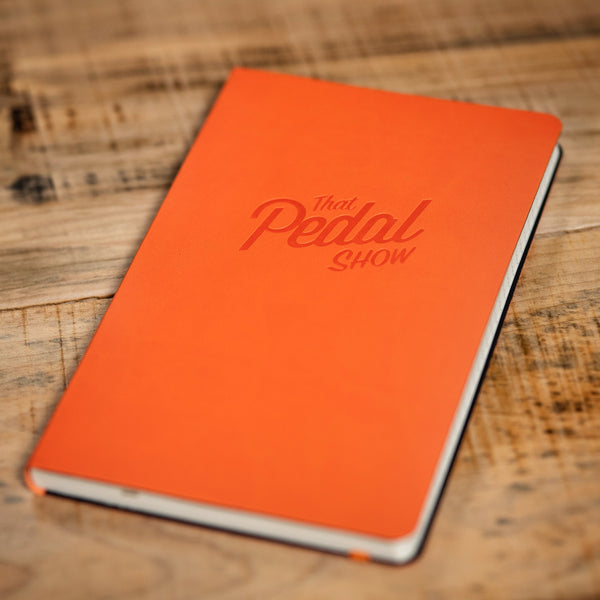 That Pedal Show Journal Notebook