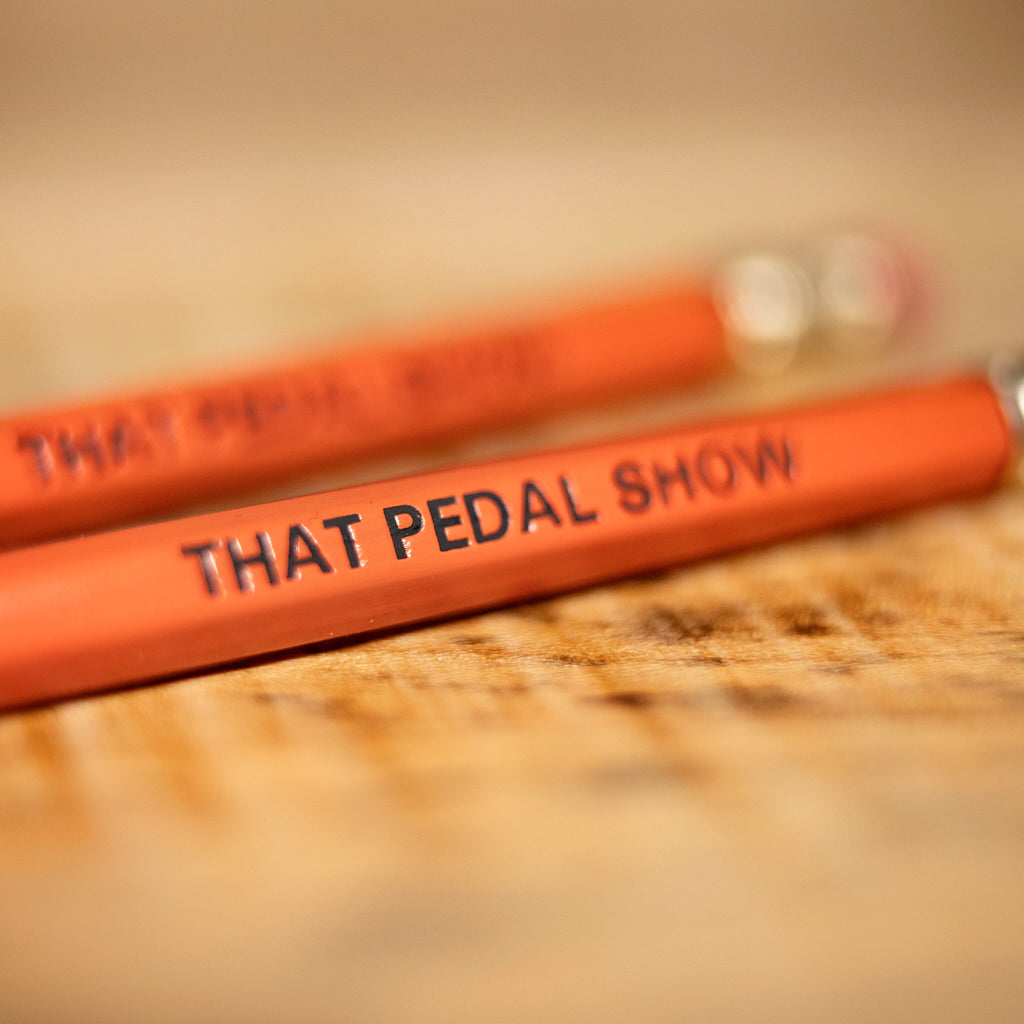 That Pedal Show Pencils (set of 3)