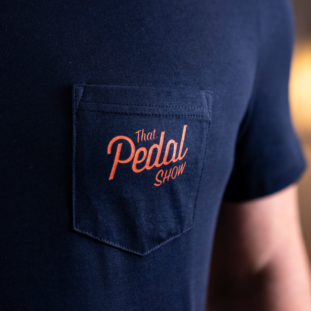 That Pedal Show Pocket T-Shirt