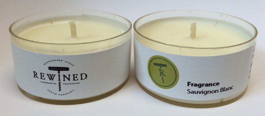 Free Rewined Candle Tea Lights