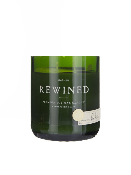 Rewined Soy Wax Candle - Champagne Magnum