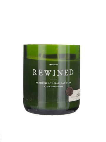 Rewined Soy Wax Candle - Pinot Noir Magnum