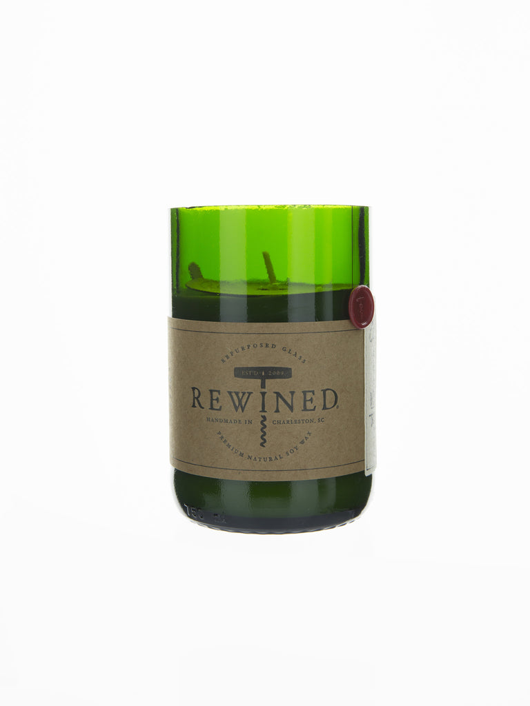 Rewined Soy Wax Candle - Cabernet