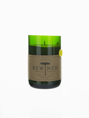 Rewined Soy Wax Candle - Chardonnay