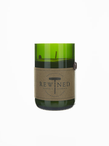 Rewined Soy Wax Candle - Pinot Noir