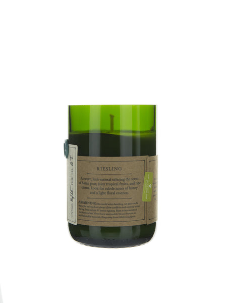 Rewined Soy Wax Candle - Riesling