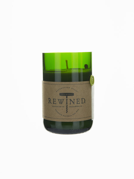 Rewined Soy Wax Candle - Sauvignon Blanc