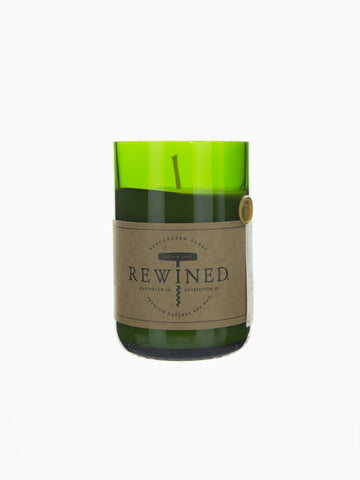 Rewined Soy Wax Candle - Sangria