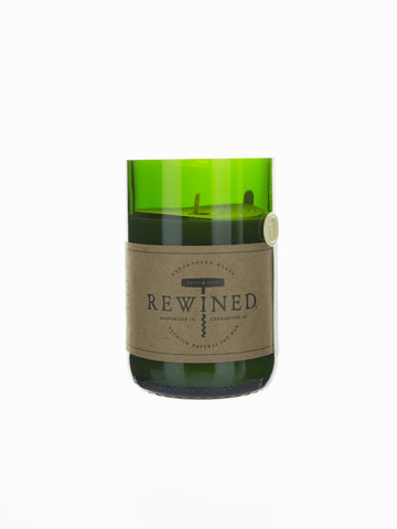 Rewined Soy Wax Candle - Champagne