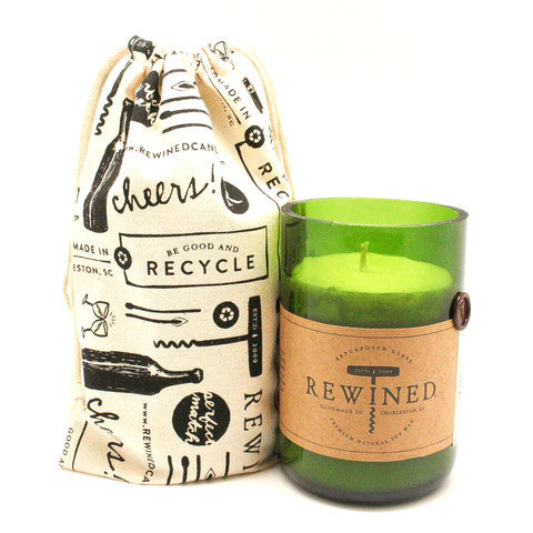 Rewined Pure Cotton Gift Bag
