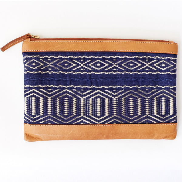 Culebra Clutch in Navy