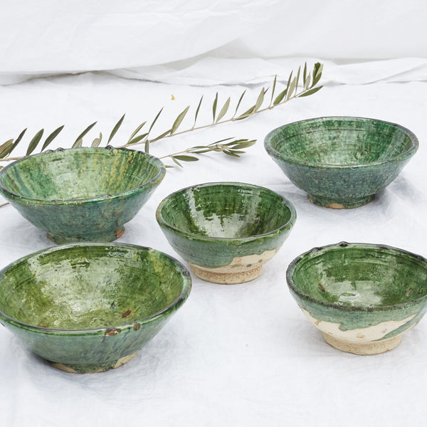 Tamegroute Ceramic Bowls