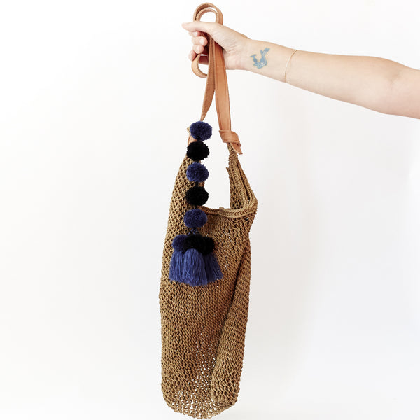 Natural Fibers Market Bag