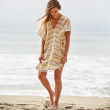XO Caftan in Calico