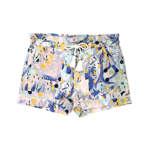 Premium Cotton Printed Short