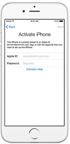 remove iCloud activation lock from your iPhone 6S PLUS, 6 +, 5C, 5S, 5, 4S