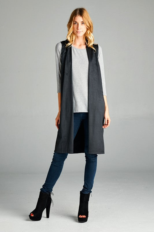 Ultimate Duster Vest