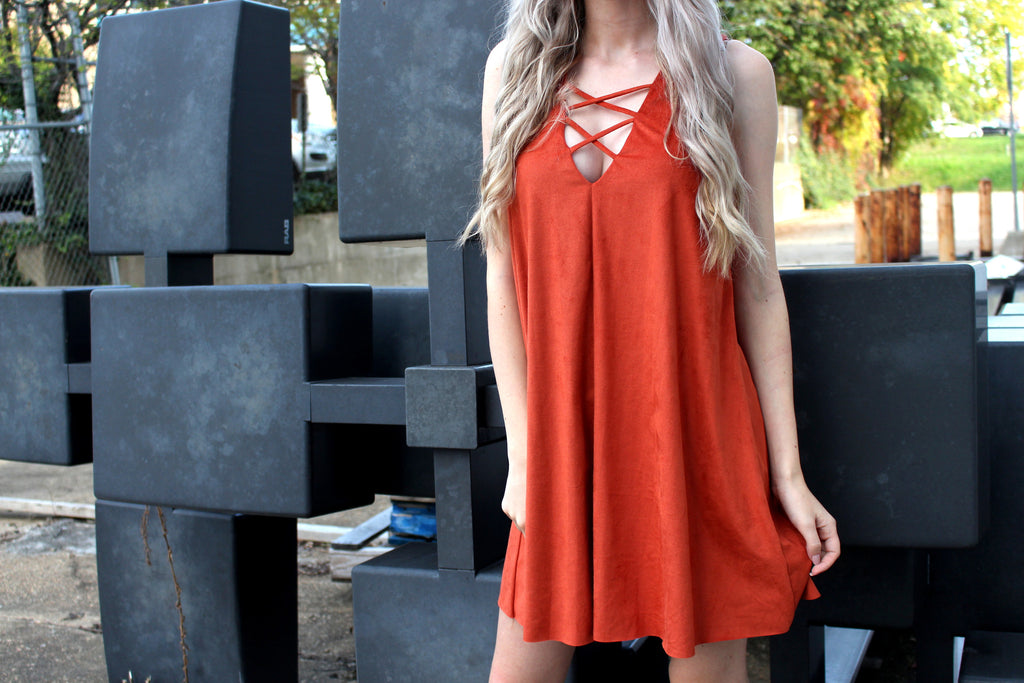 Savannah Criss Cross Dress