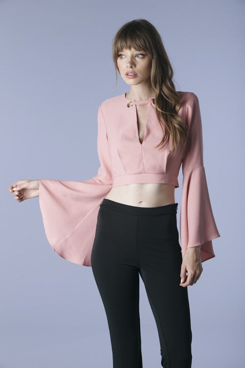 Lux Crop Top