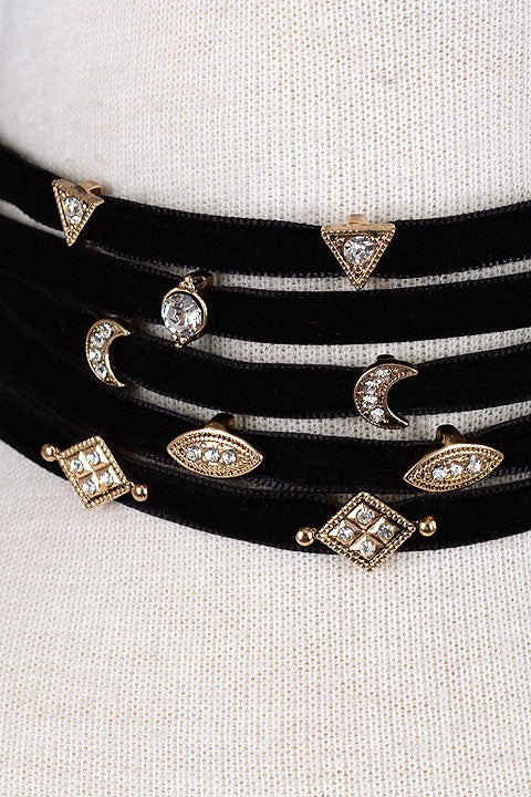 Stacked Dreams Choker