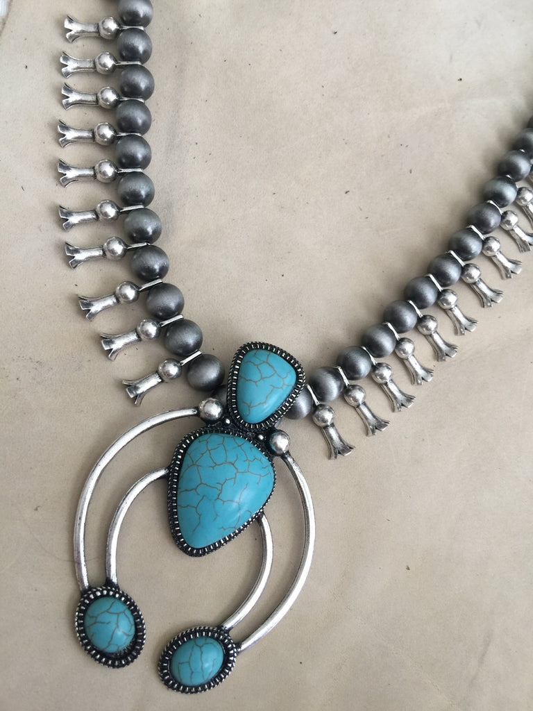 Tura Necklace