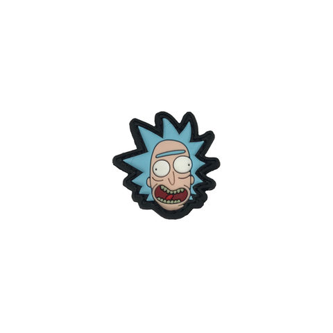 Rick & Morty Ranger Eyes