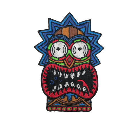 Rick and Morty Tiki Series