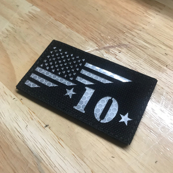 Custom Laser Cut Patches