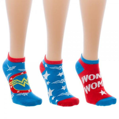 Wonder Woman Ankle Socks 3 Pack - Online Aesthetic -  Tumblr Kawaii Aesthetic Shop Fashion
